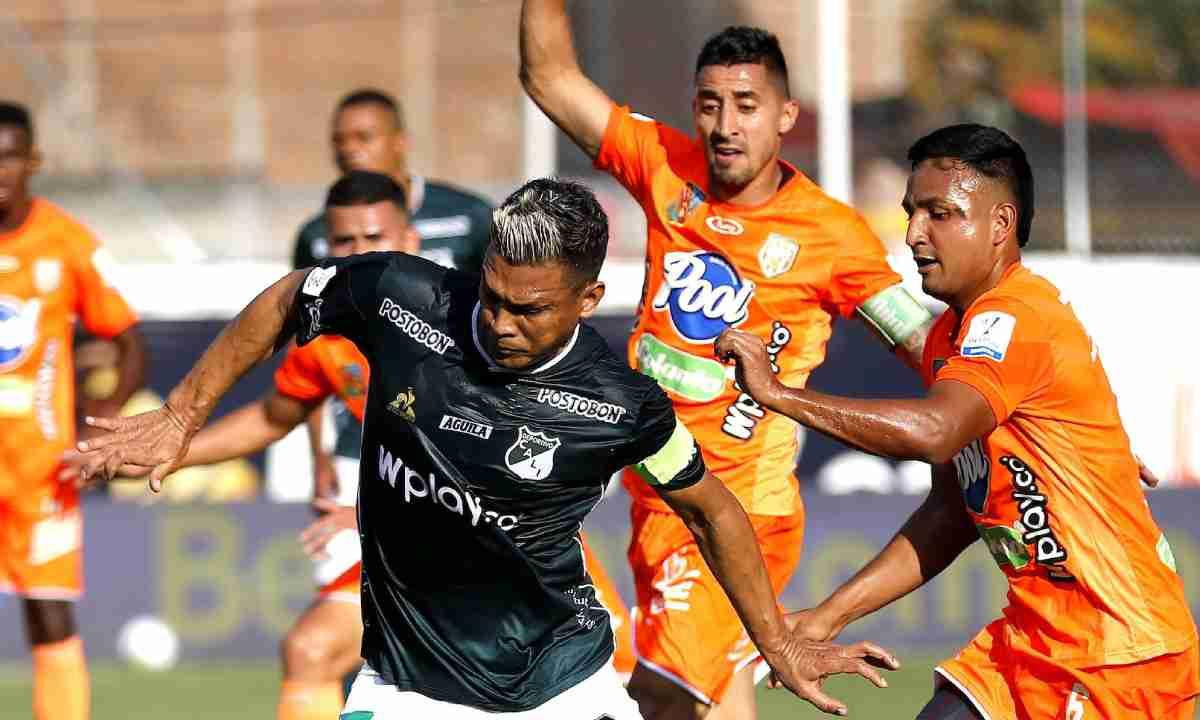 Deportivo Cali y una remontada ante Envigado como visitante