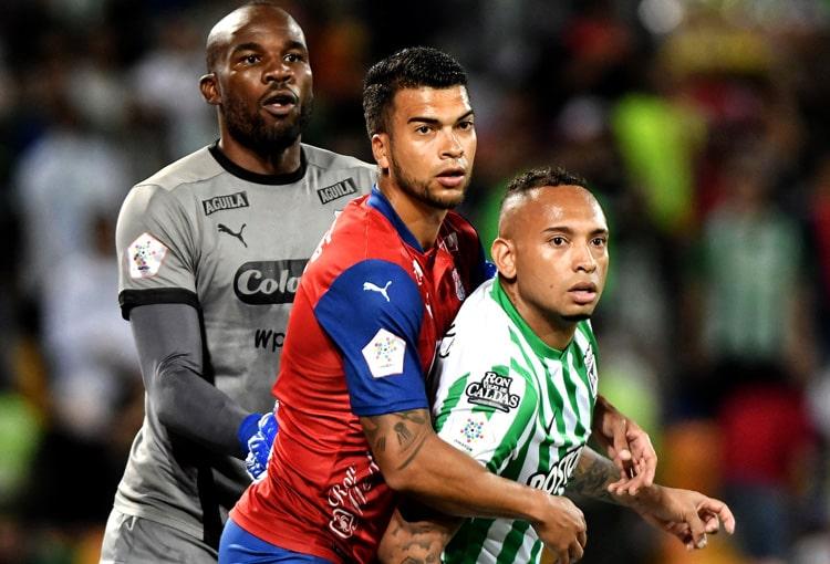 Deportivo Independiente Medellín, DIM, DaleRojo, Atlético Nacional, OhNacional, Liga BetPlay 2021-II, ficha técnica