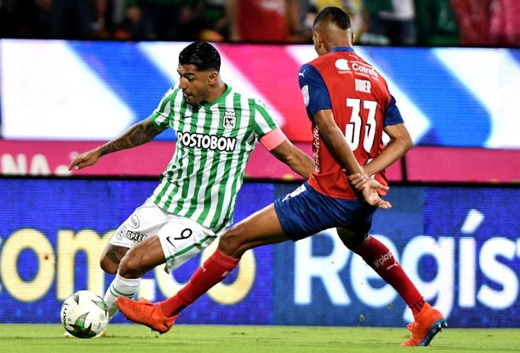 Deportivo Independiente Medellín, DIM, DaleRojo, Atlético Nacional, OhNacional, Liga BetPlay 2021-II, tabla de posiciones, fecha 14