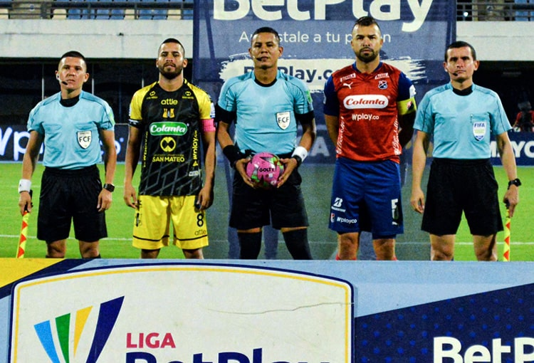 Deportivo Independiente Medellín, DIM, DaleRojo, Liga BetPlay 2021-II, Alianza Petrolera, ficha técnica
