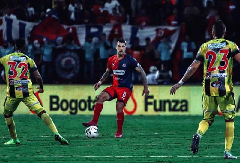 Deportivo Independiente Medellín, DIM, DaleRojo, Liga BetPlay 2021-II, Alianza Petrolera, historial