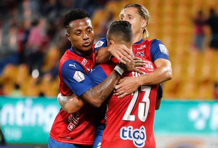 Deportivo Independiente Medellín, DIM, DaleRojo, Liga BetPlay 2021-II, Alianza Petrolera, rival