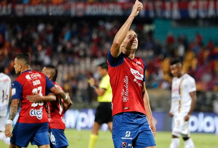 Deportivo Independiente Medellín, DIM, DaleRojo, Liga BetPlay 2021-II, Alianza Petrolera, titulares