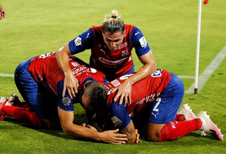 Deportivo Independiente Medellín, DIM, DaleRojo, Liga BetPlay 2021-II, Alianza Petrolera, viajeros