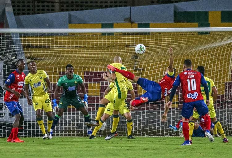 Deportivo Independiente Medellín, DIM, DaleRojo, Liga BetPlay 2021-II, Atlético Bucaramanga, historial