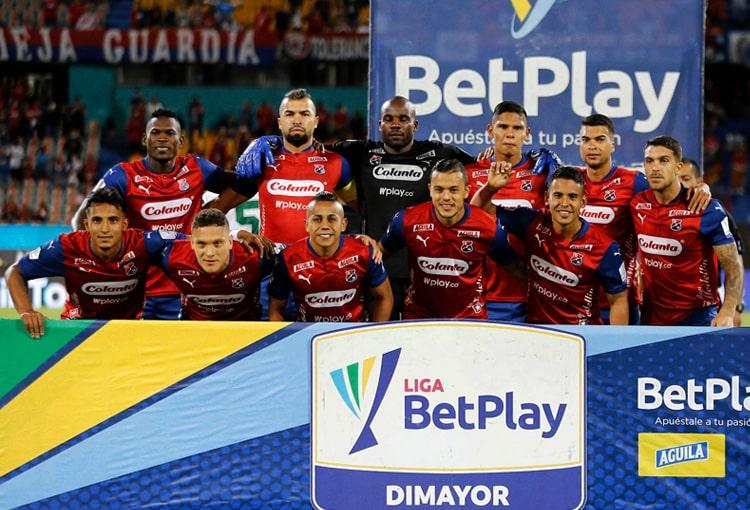 Deportivo Independiente Medellín, DIM, DaleRojo, Liga BetPlay 2021-II, Atlético Nacional, convocatoria