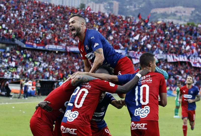 Deportivo Independiente Medellín, DIM, DaleRojo, Liga BetPlay 2021-II, Atlético Nacional, historial