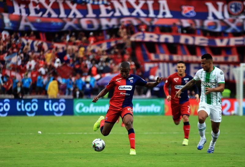 Deportivo Independiente Medellín, DIM, DaleRojo, Liga BetPlay 2021-II, Atlético Nacional