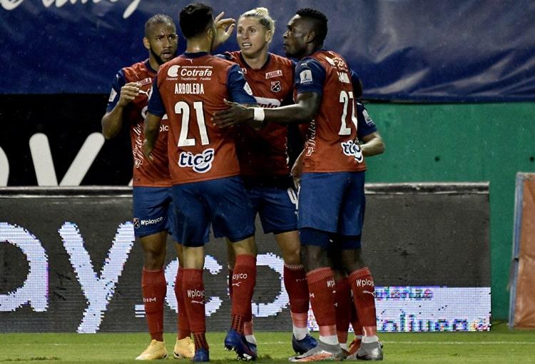 Deportivo Independiente Medellín, DIM, DaleRojo, Liga BetPlay 2021-II, Deportes Tolima, Deportes Quindío, Atlético Bucaramanga, tabla de posiciones