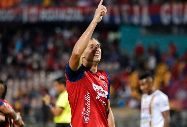 Deportivo Independiente Medellín, DIM, DaleRojo, Liga BetPlay 2021-II, Deportes Tolima, ficha técnica