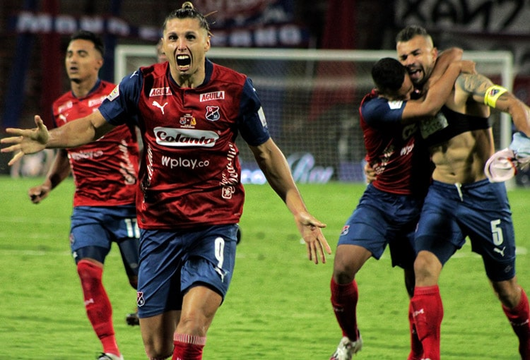 Deportivo Independiente Medellín, DIM, DaleRojo, Liga BetPlay 2021-II, Deportes Tolima