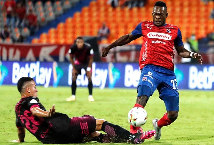 Deportivo Independiente Medellín, DIM, DaleRojo, Liga BetPlay 2021-II, Envigado FC, tabla de posiciones