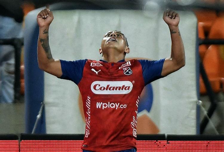 Deportivo Independiente Medellín, DIM, DaleRojo, Liga BetPlay 2021-II, Envigado FC, titulares