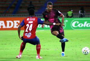 Deportivo Independiente Medellín, DIM, DaleRojo, Liga BetPlay 2021-II, fecha 13, tabla de posiciones