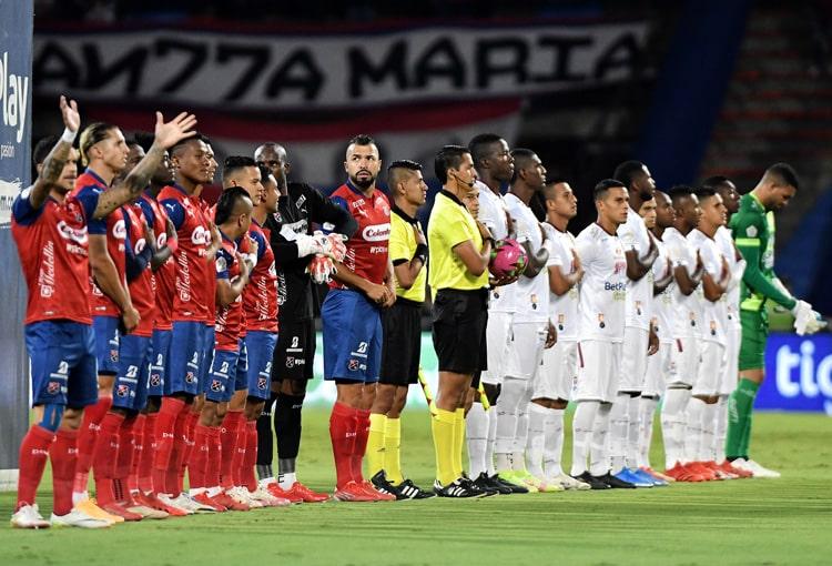 Deportivo Independiente Medellín, DIM, DaleRojo, Liga BetPlay 2021-II, fecha 15, tabla de posiciones