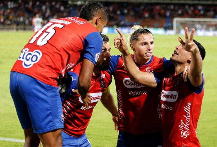 Deportivo Independiente Medellín, DIM, DaleRojo, Liga BetPlay 2021-II, invicto, estadio Atanasio Girardot