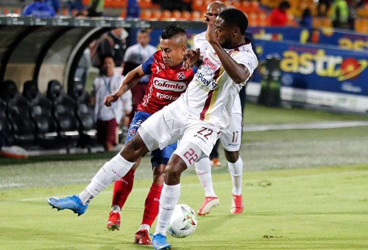 Deportivo Independiente Medellín, DIM, DaleRojo, Liga BetPlay 2021-II, tabla de posiciones