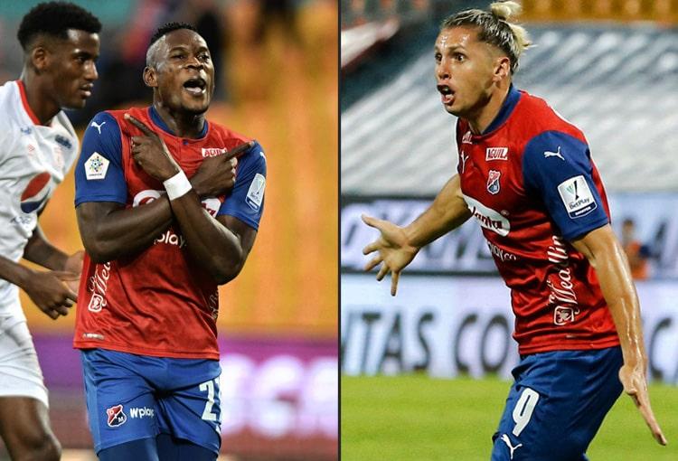 Diber Cambindo, Agustín Vuletich, Leonardo Castro, Deportivo Independiente Medellín, DIM, DaleRojo, Liga BetPlay 2021-II, Envigado FC