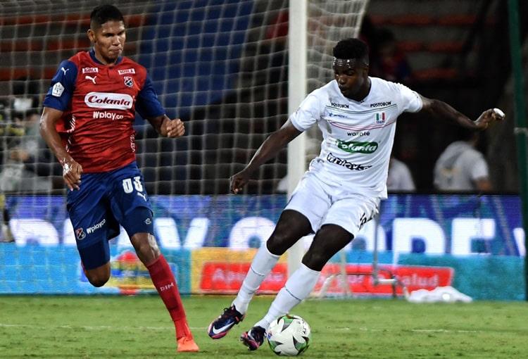 Didier Bueno, Deportes Tolima, Deportivo Independiente Medellín, DIM, DaleRojo, Liga BetPlay 2021-II