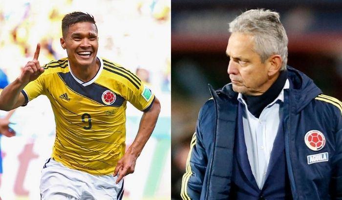 ¿Conversación entre Teo Gutiérrez y Reinaldo Rueda?, el jugador habló al respecto