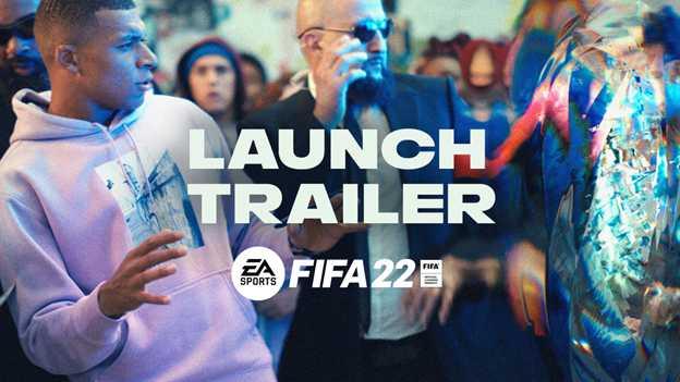EA Sports FIFA 2022 Mbappe
