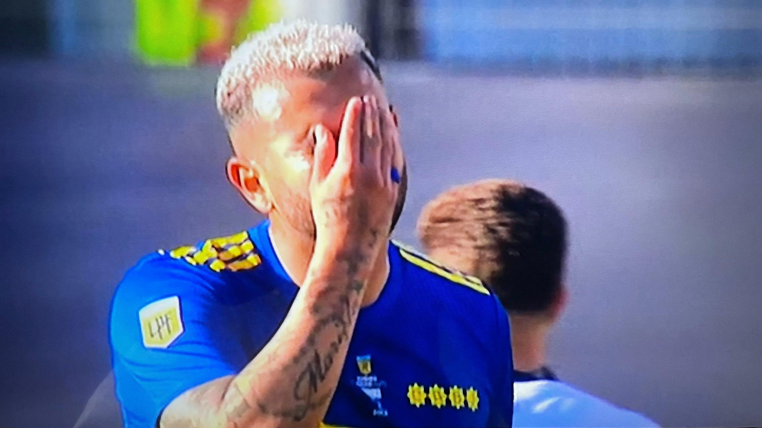 "Otro ídolo de Boca Juniors criticó a Edwin Cardona: ""No tiene compromiso"""