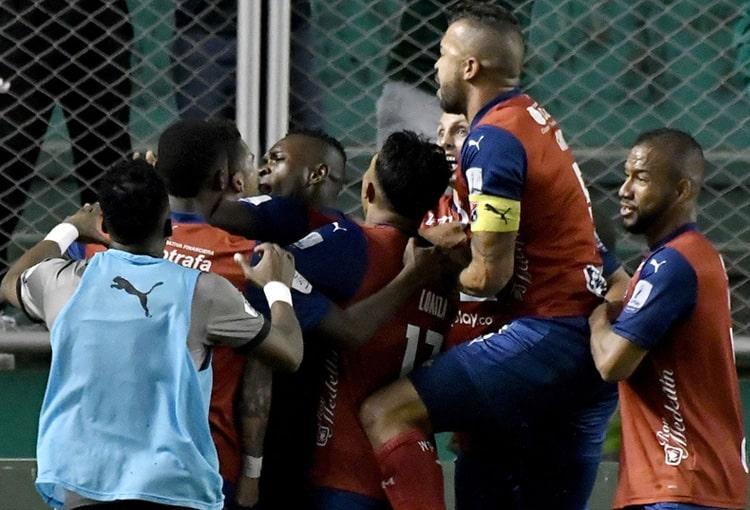 Edwar López, Deportivo Independiente Medellín, DIM, DaleRojo, Liga BetPlay 2021-II, Alianza Petrolera