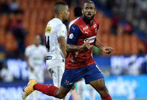 Edwar López, Deportivo Independiente Medellín, DIM, DaleRojo, Liga BetPlay 2021-II, Atlético Nacional