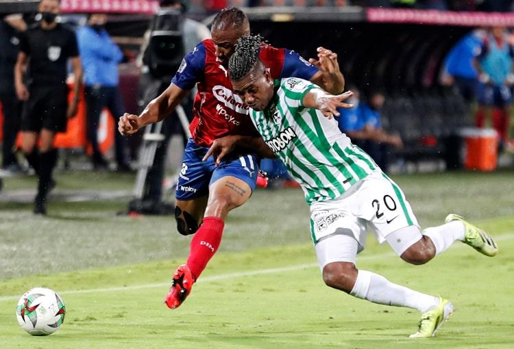 Edwar López, Deportivo Independiente Medellín, DIM, DaleRojo, Liga BetPlay 2021-II, Deportes Tolima