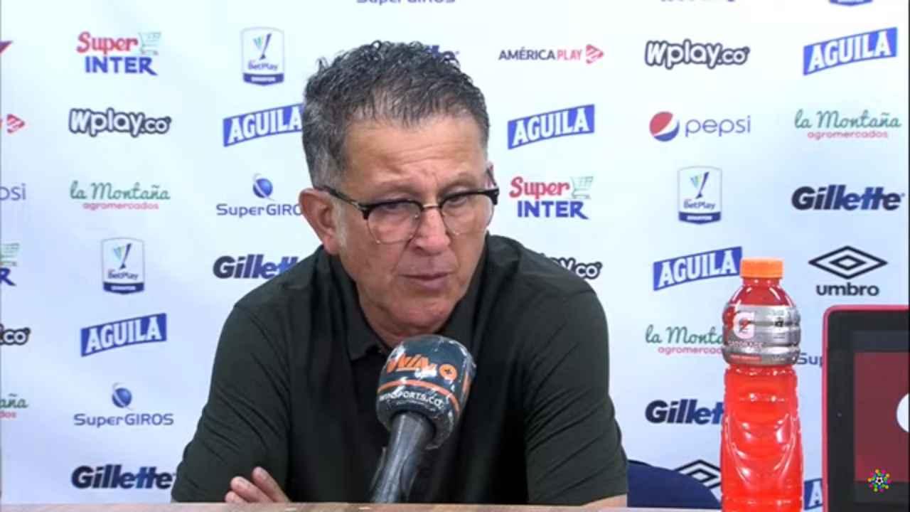El club emitirá un comunicado con la decisión Osorio