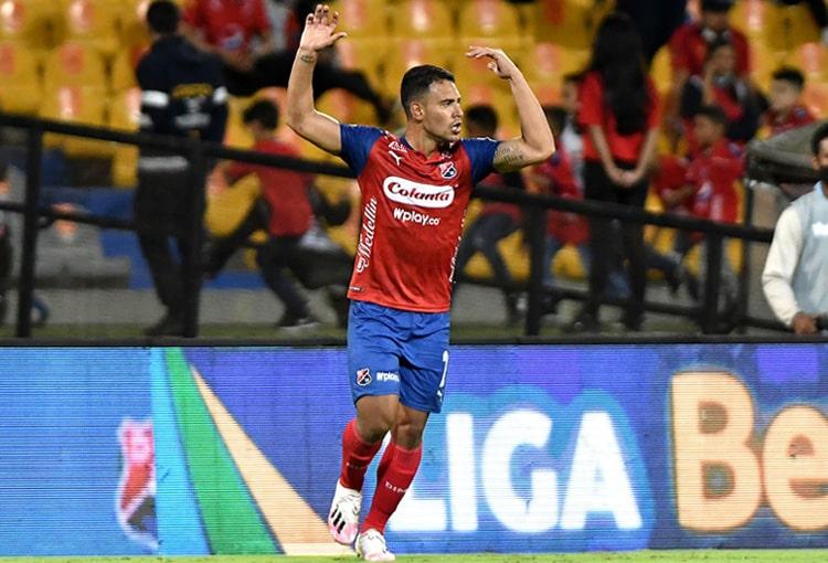 Germán Gutiérrez, Deportivo Independiente Medellín, DIM, DaleRojo, fichajes DIM 2022-I