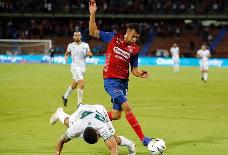 Juan Guillermo Arboleda, Deportivo Independiente Medellín, DIM, DaleRojo, sanción, Liga BetPlay 2021-II