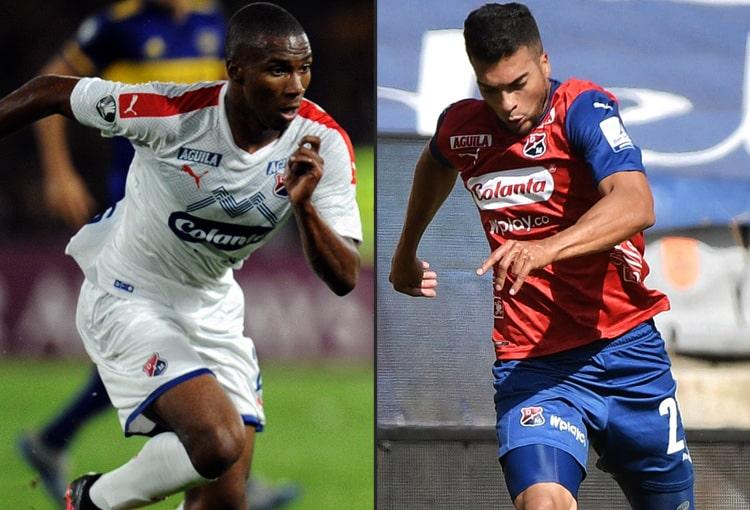 Juan Guillermo Arboleda, Juan David Mosquera, Deportivo Independiente Medellín, DIM, DaleRojo, Liga BetPlay 2021-II, Atlético Nacional