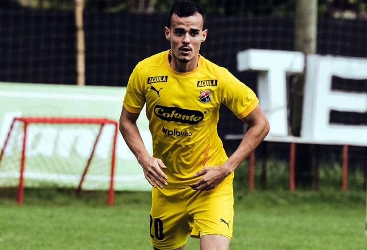 Juan José Aguilar, Deportivo Independiente Medellín, DIM, DaleRojo, fichajes DIM 2022-I