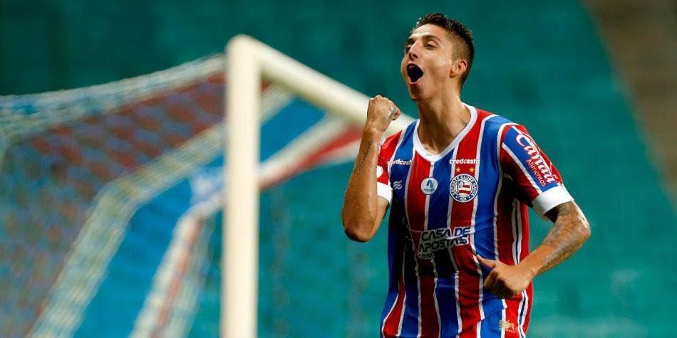 Juan Pablo Ramírez reaparece con Bahía luego de una prolongada lesión de rodilla