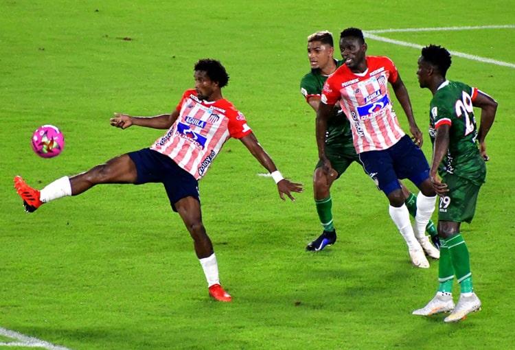 Junior FC, Atlético Bucaramanga, Liga BetPlay 2021-II