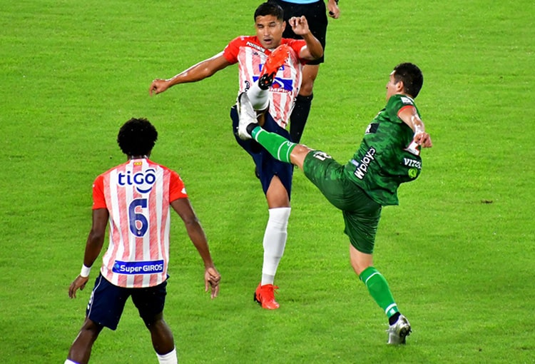 Junior FC, Patriotas Boyacá, Liga BetPlay 2021-II, ficha técnica