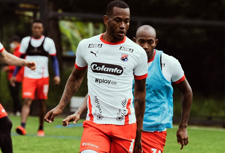 Leiton Jiménez, Deportivo Independiente Medellín, DIM, DaleRojo, fichajes DIM 2022-I
