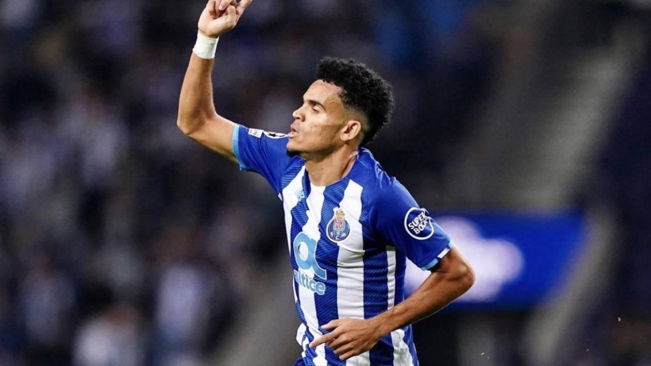 Luis Díaz y su emoción en redes sociales por su partidazo en Champions