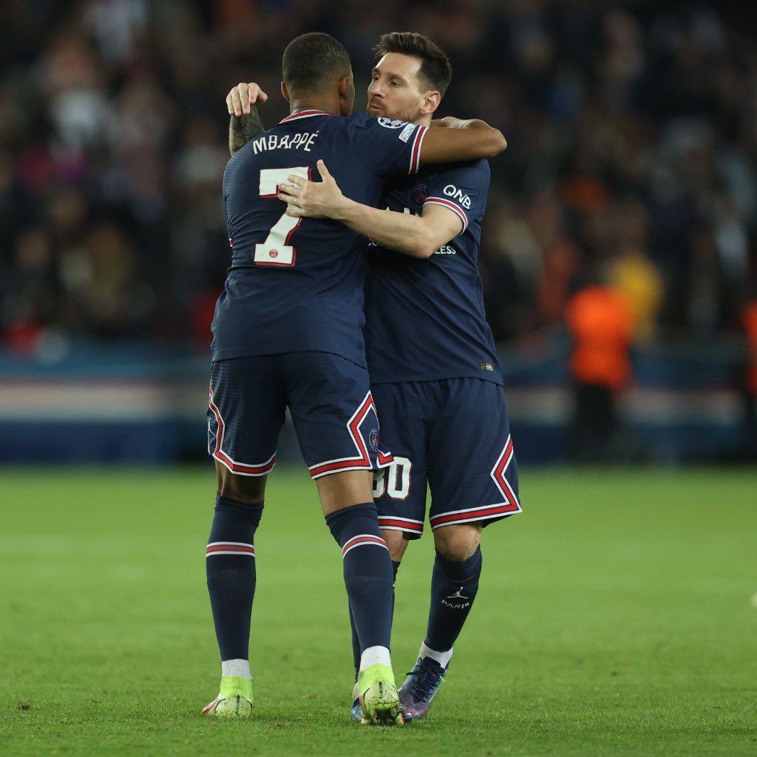 Empezó el efecto Messi en PSG: remontó y ganó en Champions