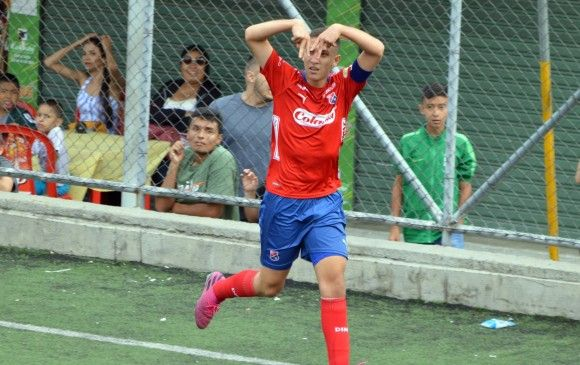 Made in DIM: Miguel Monsalve, único colombiano entre los 60 mejores juveniles del mundo
