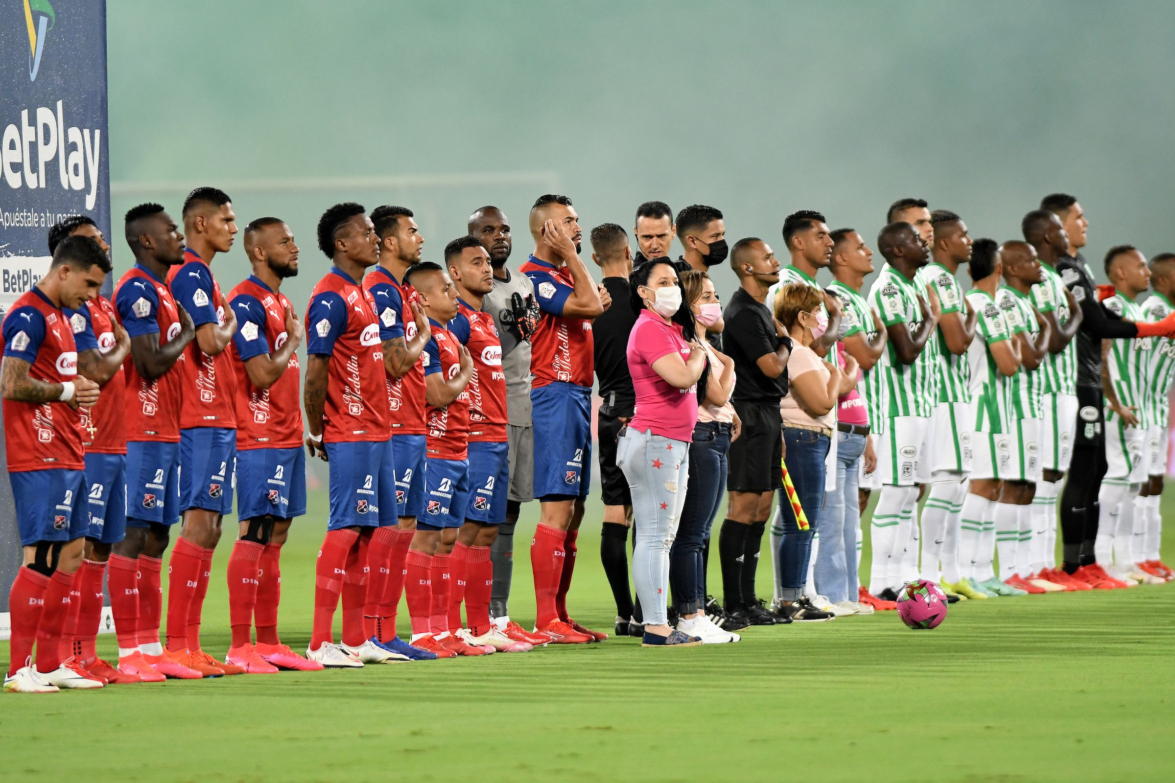 Los datos que dejó el clásico antioqueño: Atlético Nacional 1-1 Medellín