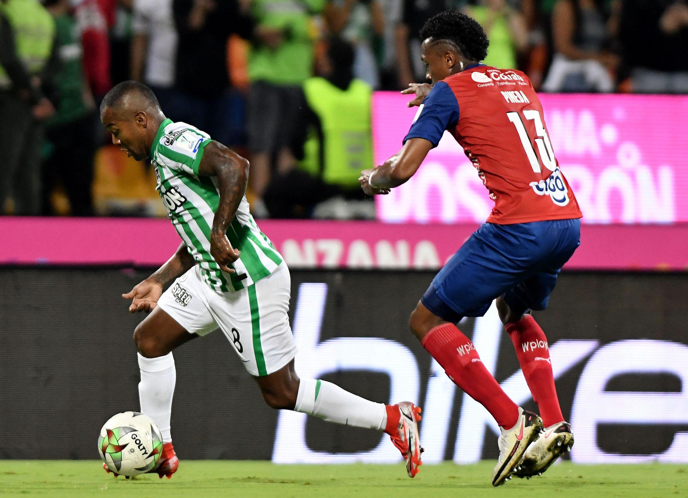 Atlético Nacional amplió su racha de clásicos sin perder ante Medellín