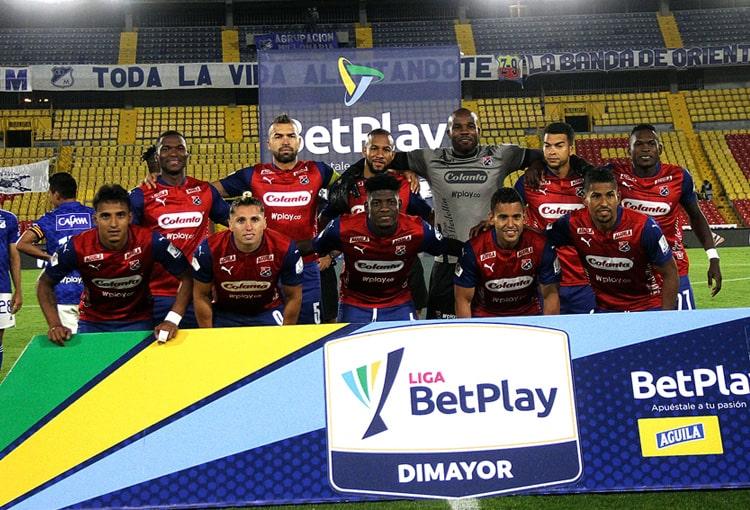 Miguel Camargo, Deportivo Independiente Medellín, DIM, DaleRojo, Liga BetPlay 2021-II, lesión