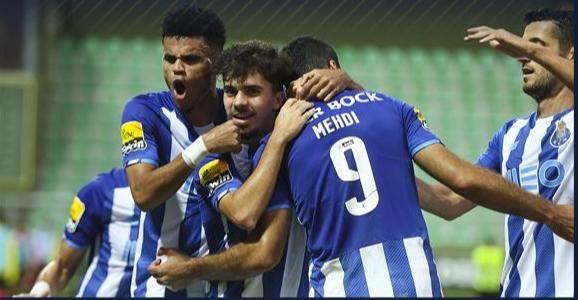 Con participación de Matheus y Díaz, Porto remontó y goleó en la Liga de Portugal