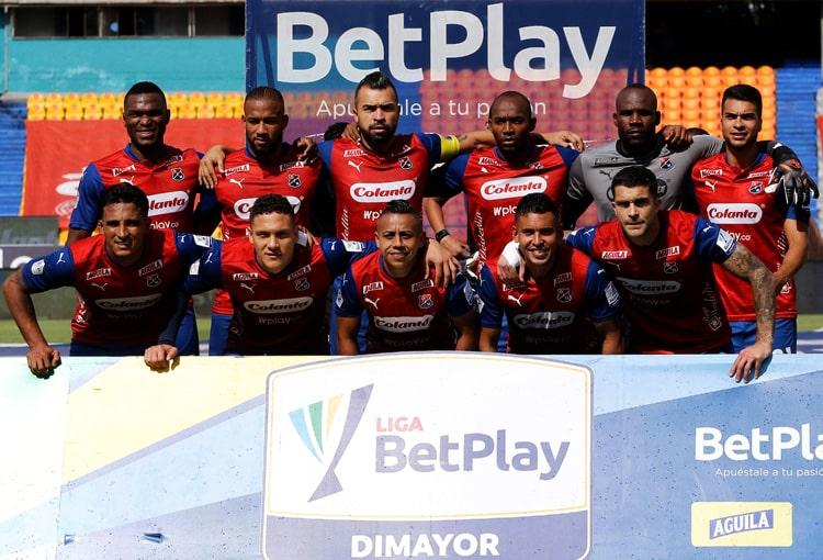 Rexixtenxia Norte, Deportivo Independiente Medellín, DIM, DaleRojo, Liga BetPlay 2021-II, Andrés Mosquera Marmolejo