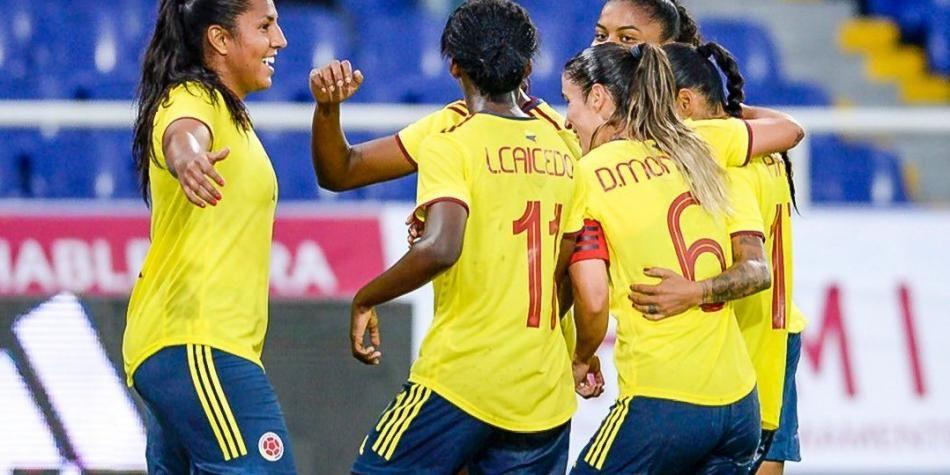 Confirmado: ¡Colombia será la sede de la Copa América Femenina 2022!