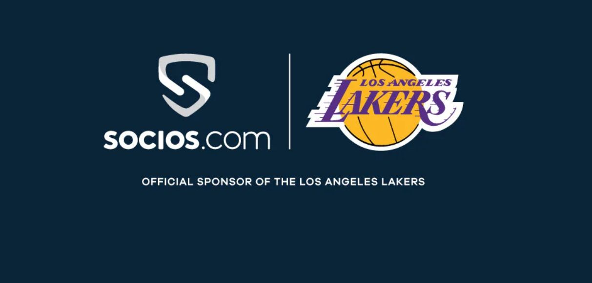 Socios.com firmó con equipo de la NBA