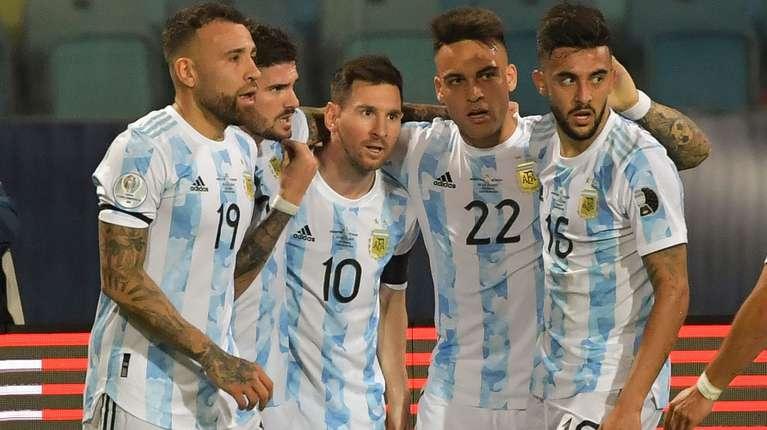 El once ideal de la quinta fecha de Eliminatorias no tuvo a ningún colombiano