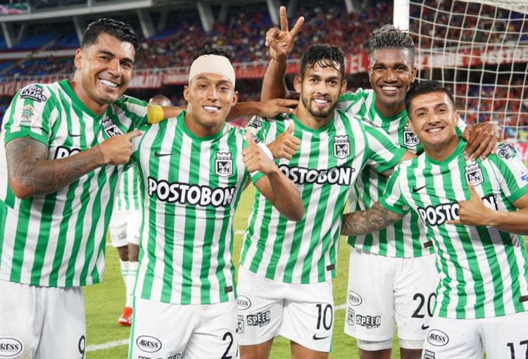 Atlético Nacional repite registro que no tenía hace 3 años y medio